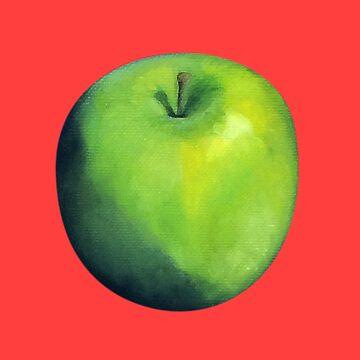 Apple by RubenMeer