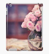 Still Life with Tea Roses iPad Case/Skin