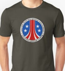 United States Colonial Marine Corps Insignia - Aliens - Dirty Unisex T-Shirt