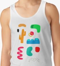 Toes in the desert Tank Top