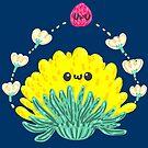 Flower Tea by fluffymafi