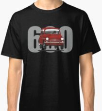 Fiat 600 red Classic T-Shirt