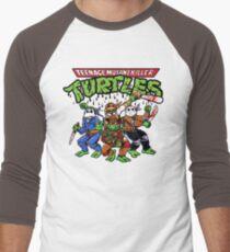 Killer Turtles Men's Baseball ¾ T-Shirt