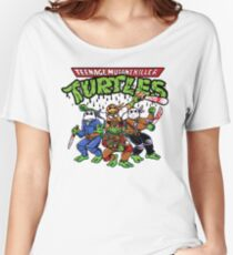 Killer Turtles Women's Relaxed Fit T-Shirt