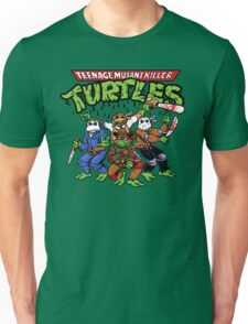 Killer Turtles Unisex T-Shirt