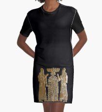 Der heilige Baum T-Shirt Kleid
