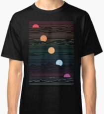 Many Lands Under One Sun Classic T-Shirt