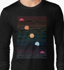 Many Lands Under One Sun Long Sleeve T-Shirt