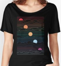 Many Lands Under One Sun Women's Relaxed Fit T-Shirt