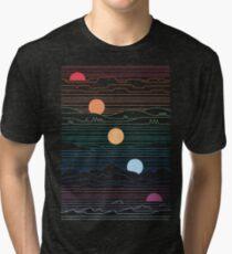 Viele Länder unter einer Sonne Vintage T-Shirt