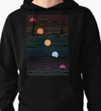 Many Lands Under One Sun Pullover Hoodie
