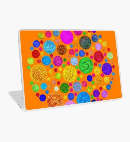 #DeepDream Color Circles Visual Areas 4x4K v1448872458 Laptop Skin