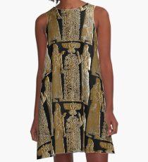 The Sacred Tree A-Line Dress