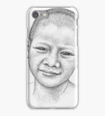 Thai Boy iPhone Case/Skin