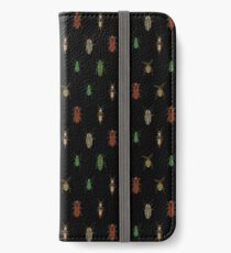 Four Beetles iPhone Wallet/Case/Skin