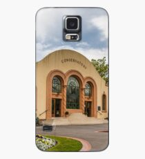 The Conservatory at the Fitzroy Gardens Case/Skin for Samsung Galaxy