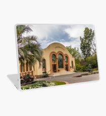 The Conservatory at the Fitzroy Gardens Laptop Skin