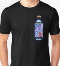 ¡Botella de agua estética de Fiji! Camiseta ajustada