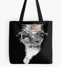 Electric Water Tote Bag