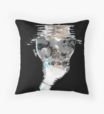 Electric Water Throw Pillow