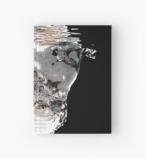 Electric Water Hardcover Journal
