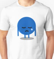 little sad blue ball T-Shirt