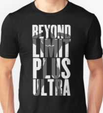 All Might - Plus Ultra ! my hero academia Unisex T-Shirt