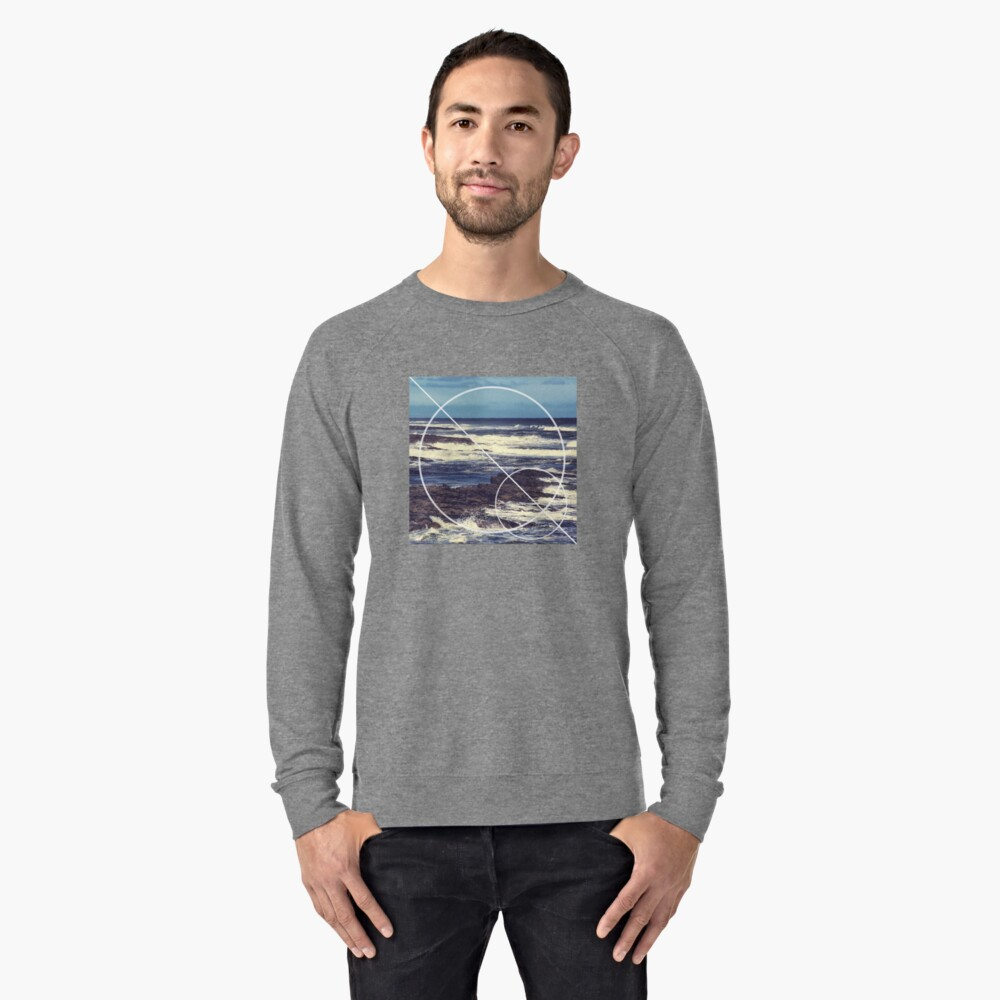 Dangerous Waters Lightweight Sweatshirt Front