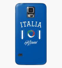 Funda/vinilo para Samsung Galaxy Italia Azzurri