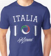 Italia Azzurri Slim Fit T-Shirt