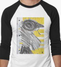 the crow Men's Baseball ¾ T-Shirt