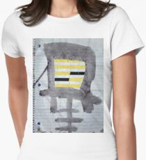 kind eyes Women's Fitted T-Shirt