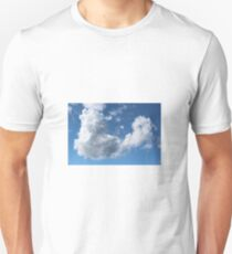Cloud shapes T-Shirt