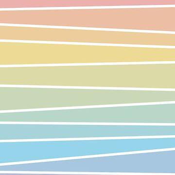 Rainbow Shards by kferreryo
