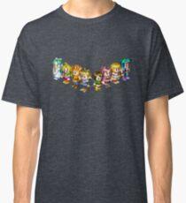 Goldene Sonne Classic T-Shirt