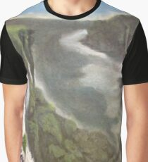 Iguazu- Heaven and hell Graphic T-Shirt