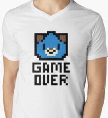 Game Over Hyperdimension Neptunia Dogoo Pixel Art T-Shirt