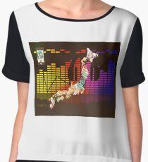 Japanese's Vocaloids Women's Chiffon Top