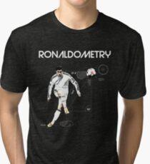 Ronaldometry Tri-blend T-Shirt
