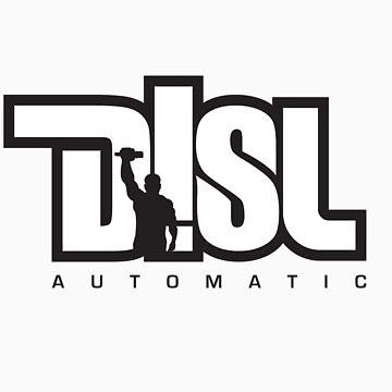 DISL Automatic - WHITE by DISLautomatic