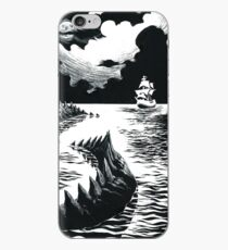 Fathoms Below I iPhone Case