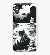 Fathoms Below I iPhone Case