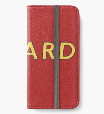 The Guard  iPhone Wallet