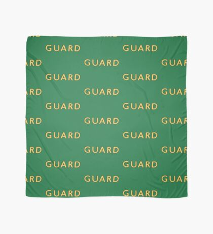 The Guard  Scarf
