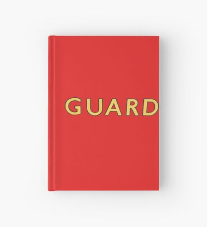 The Guard  Hardcover Journal