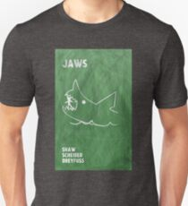 Jaws Movie Poster Design T-Shirt