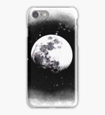 Cosmic Moon iPhone Case/Skin