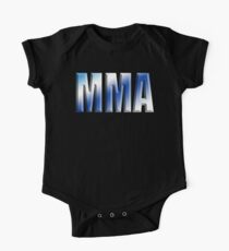 MMA, Mixed, Martial Art, Contest, Combat, Fight, Box, Ju Jitsu, Wrestle, Grapple Kids Clothes