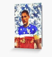 Clint Dempsey 2014 World Cup Greeting Card
