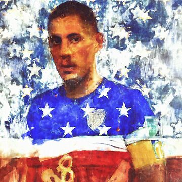 Clint Dempsey 2014 World Cup by JoeyKnuckles